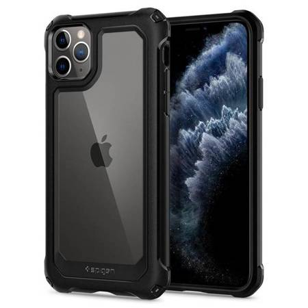 SPIGEN GAUNTLET IPHONE 11 PRO CARBON BLACK
