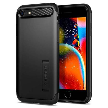 SPIGEN SLIM ARMOR IPHONE 7/8/SE 2020 BLACK